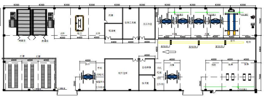 1:菏泽郓城规划案例 场地图